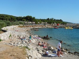 Chorvatský ostrov Krk