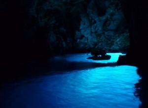 modra jeskyne