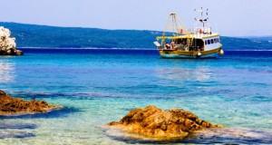Kvarnerský záliv - ostrovy