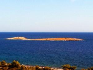 Ostrovy severní Dalmácie