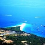 Brač – Zlatni Rat – nejkrásnější pláž Jaderského moře