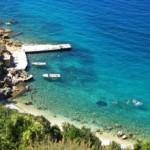 Ostrov Rab – lokalita Lopar