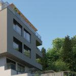 Rezidence Klamovka: Jedinečný projekt se vstupem do parku