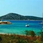 Ostrov Prvić – Severní Dalmácie