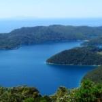 Ostrov Mljet  – Jižní Dalmácie