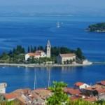 Ostrov Vis – Střední Dalmácie
