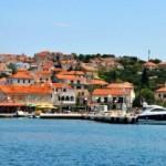 Ostrov Kaprije – Severní Dalmácie